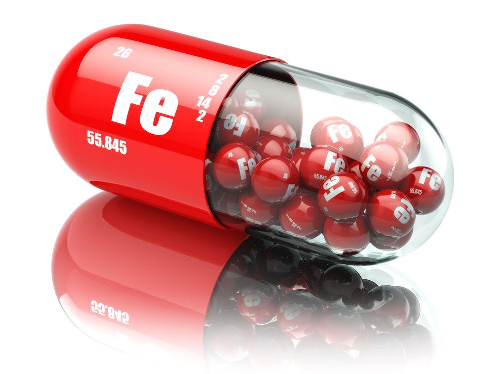 Железо с фолиевой кислотой препараты