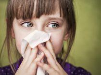 Аденоиды и аллергический ринит