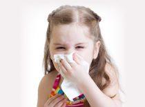 Спреи и капли от аллергического ринита